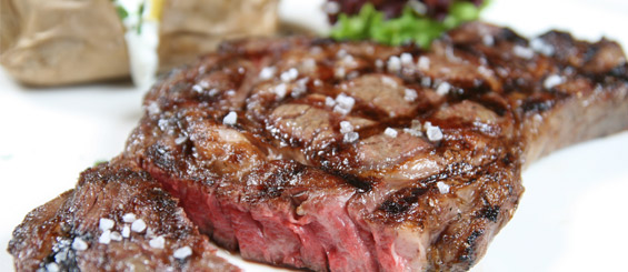 Master Rib Eye Steak
